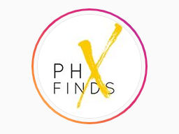 Phx finds logo
